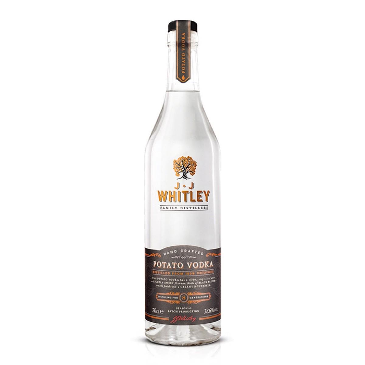J.J. Whitley Potato Vodka