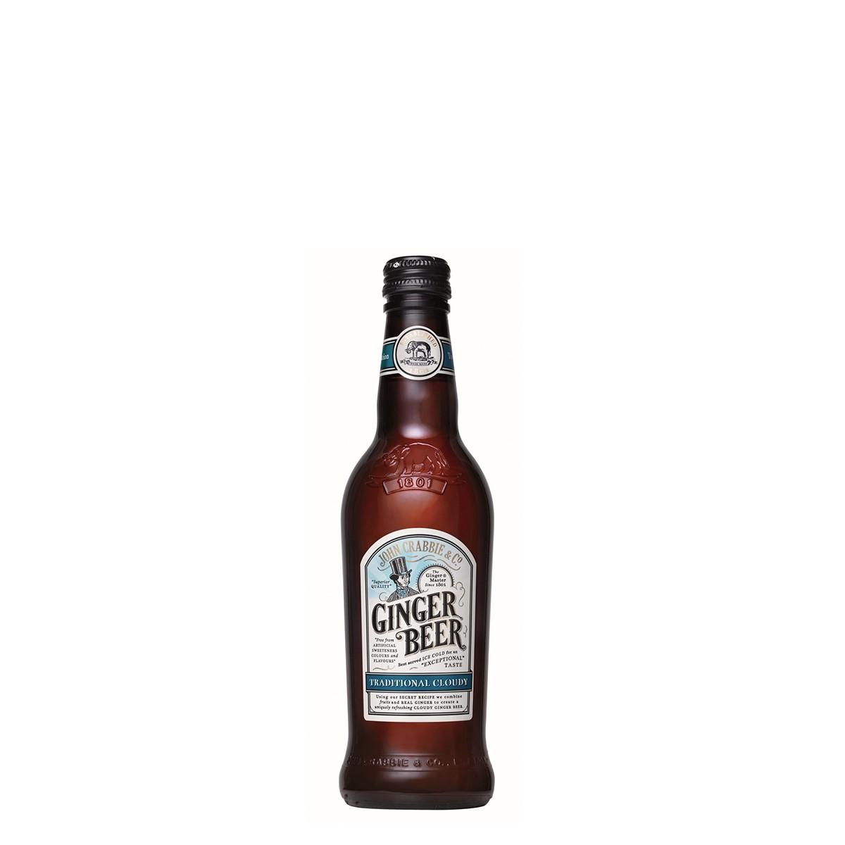 John Crabbie Non Alcoholic Ginger Beer