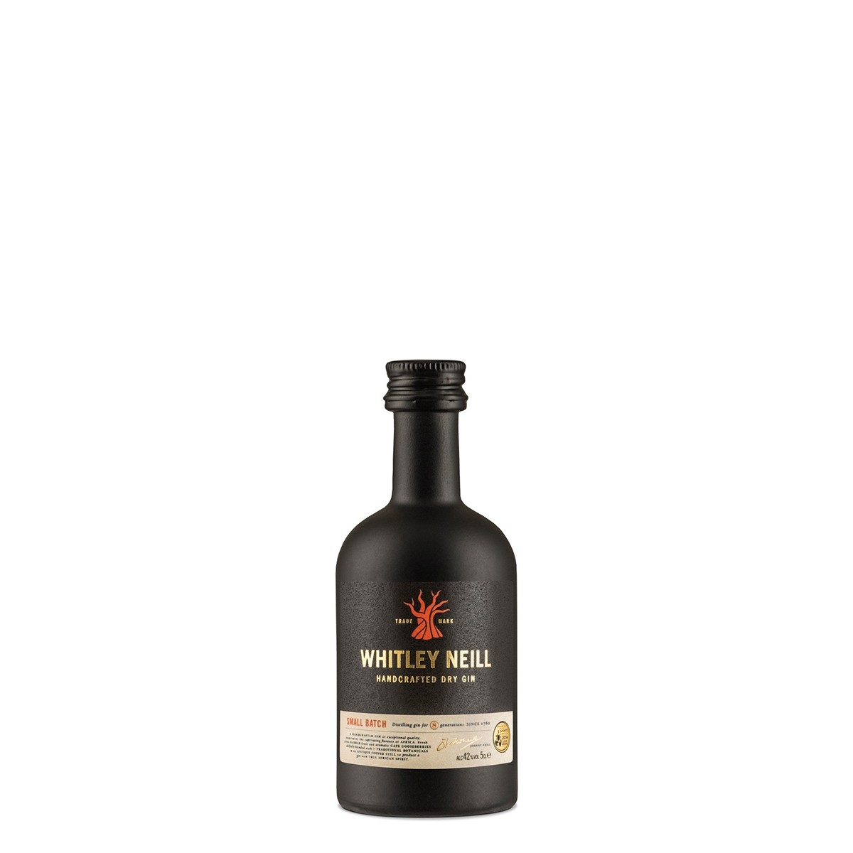 Whitley Neill Handcrafted Dry Gin 50 ml