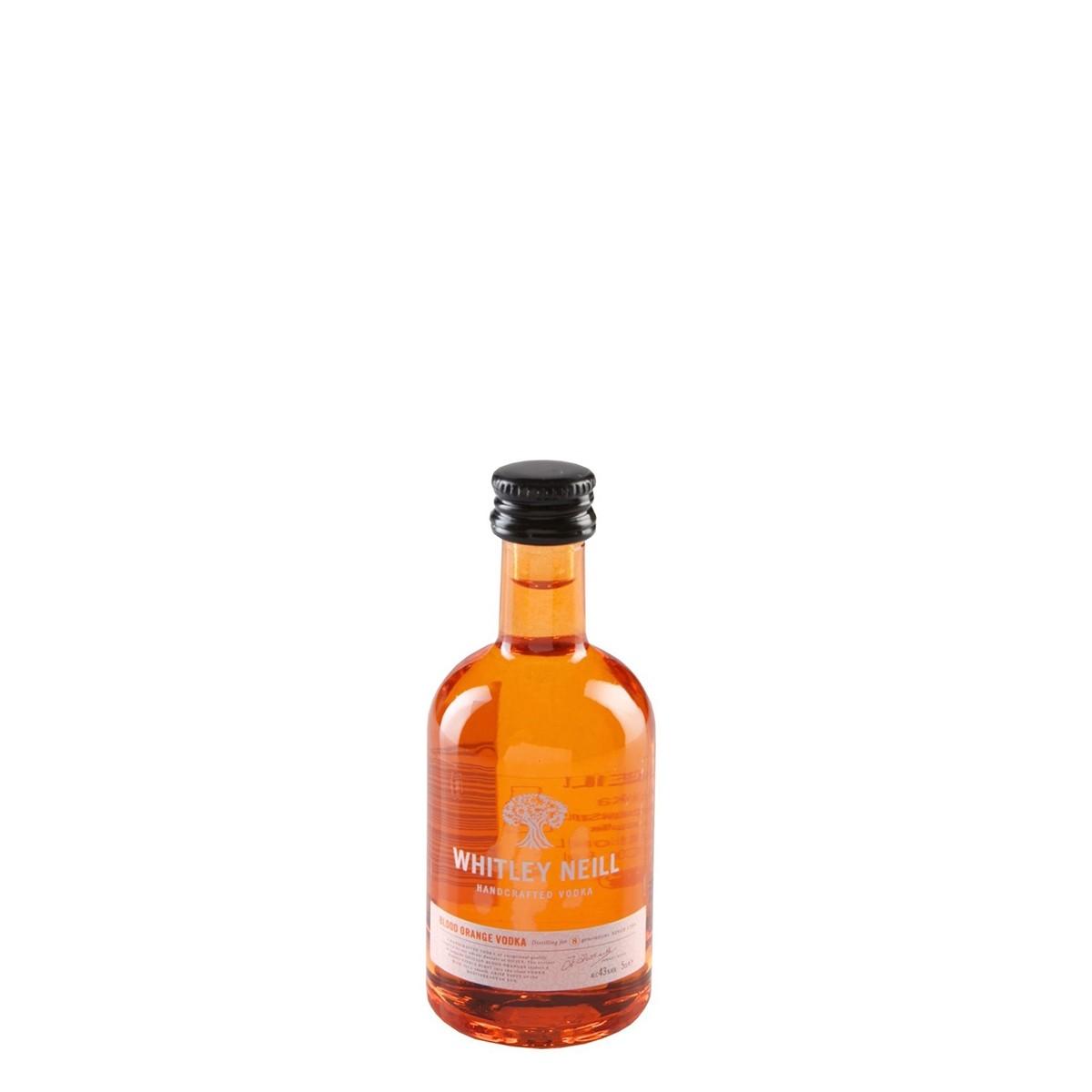 Whitley Neill Blood Orange Vodka 50 ml