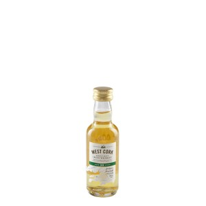 West Cork Single Malt Irish Whiskey 50 ml