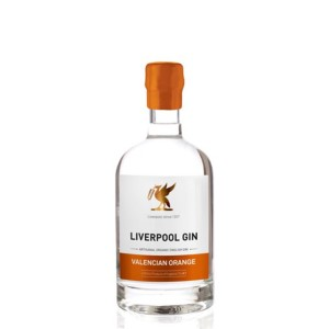 Liverpool Orange Gin