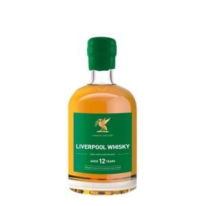 Liverpool Whiskey 12 ani